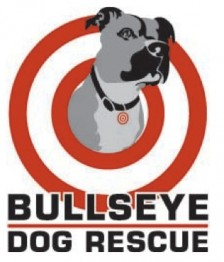 bullseyedogrescue Logo