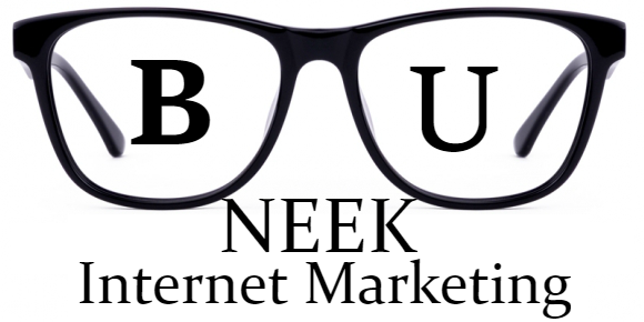 BU Neek Internet Marketing Logo
