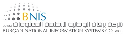 Burgan National Information Systems Logo
