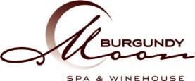 Burgundy Moon Spa & Winehouse Logo