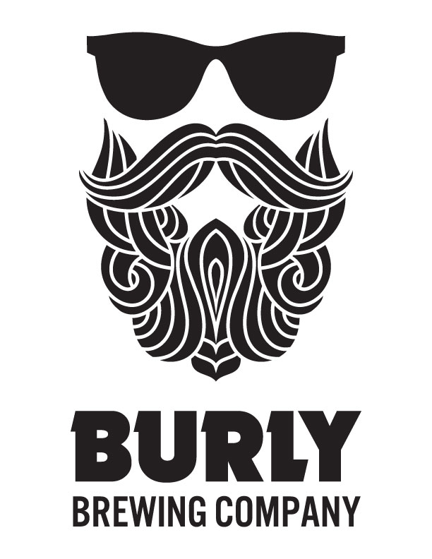 BURLY Brewing Co. Logo