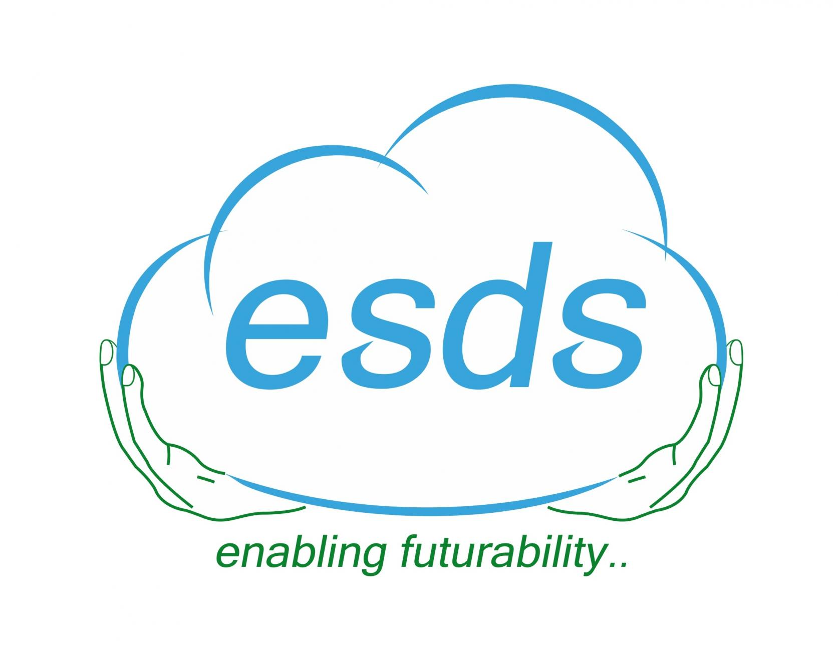 ESDS Software Solution Pvt. Ltd. Logo