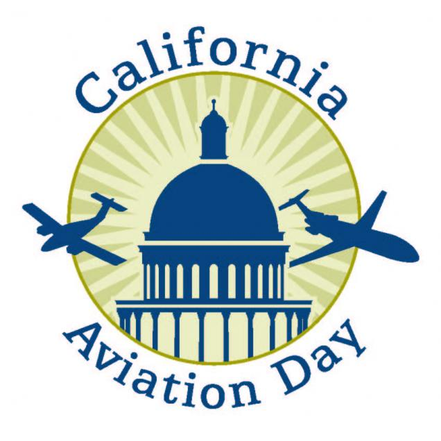 California Aviation Day Logo