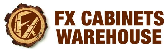 FX Cabinets Warehouse Logo