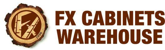 FX Cabinets Warehouse Logo