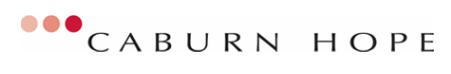 caburnhope Logo