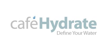 cafeHydrate Logo