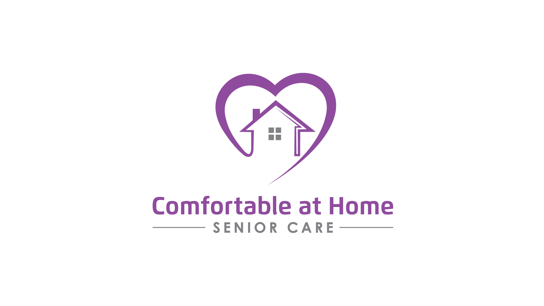Comfortable at Home Senior Care Logo