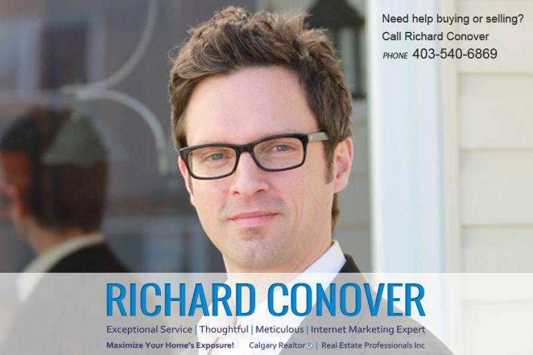 Richard Conover | Calgary Realtor Logo