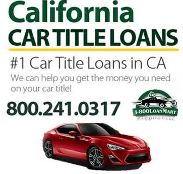 California Car Title