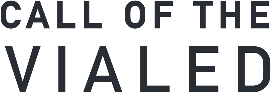 Call of the Vialed Logo