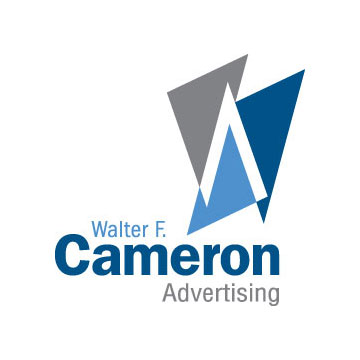 Walter F. Cameron Advertising, Inc. Logo