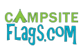 CampsiteFlags.com Logo