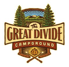 The Great Divide Camprground, LLC Logo
