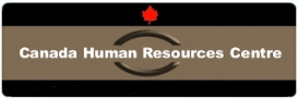 Canada Human Resources Centre Logo