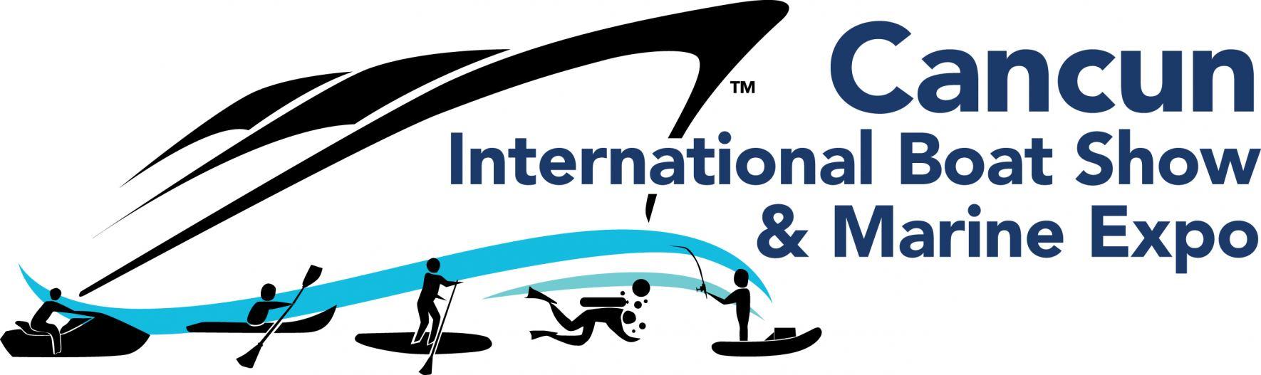 Cancun International Boat Show Logo