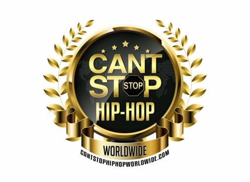 Cantstop Hip-Hop Worldwide Logo