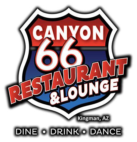 Canyon 66 Restaurant & Lounge Logo