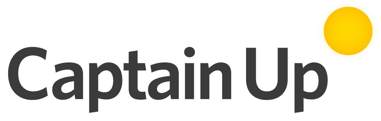 Captain Up Logo