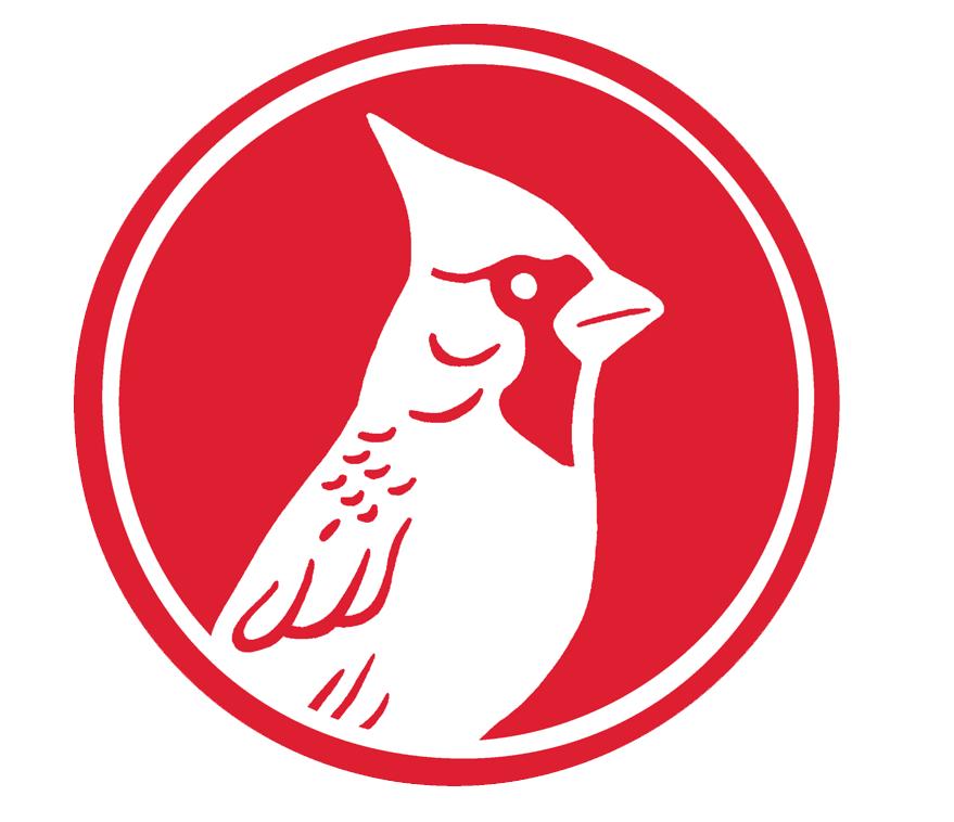 CARDINAL LETTERPRESS Logo