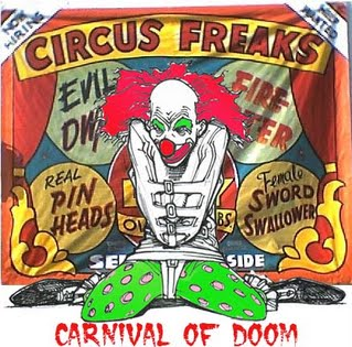 Carnival Of Doom Logo