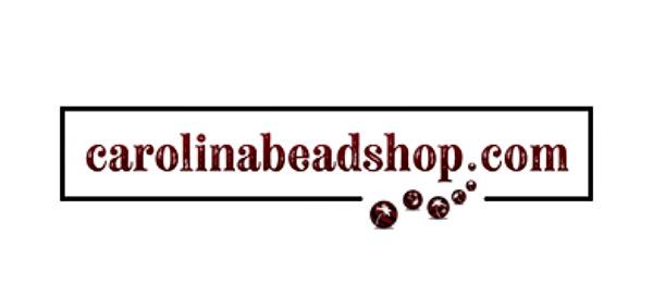CAROLINA BEAD SHOP Logo