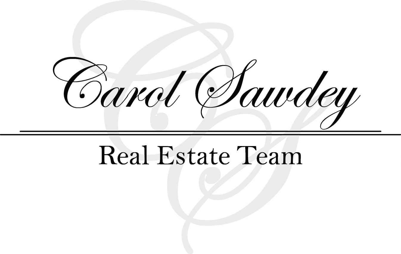 Carol Sawdey Real Estate Team Logo