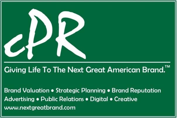cPR Brand Associates Logo