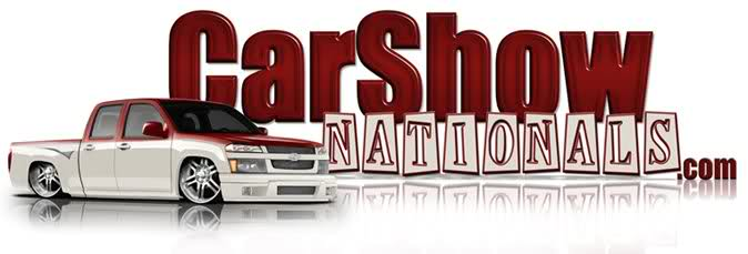 Car show nationals.com Logo