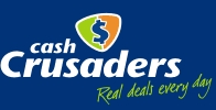 Cash Crusaders Logo