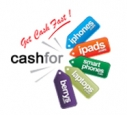 Cash For iPhones Logo