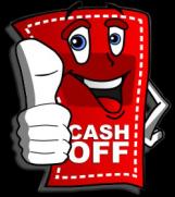 CashOff Logo