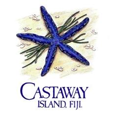 Castaway Island, Fiji Logo