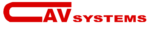 CAV Systems Ltd. Logo
