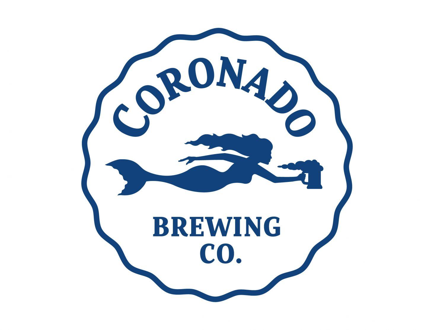 Coronado Brewing Company Logo