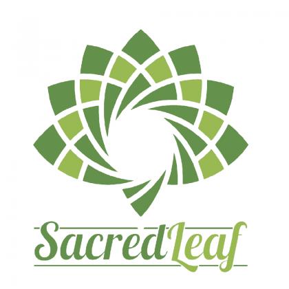 cbd-sacred-leaf Logo