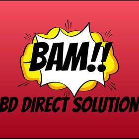 CBD Direct Solution Logo