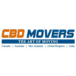 CBD Movers Canada Logo