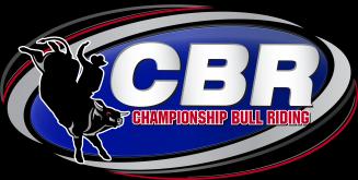 Championship Bull Riding Logo
