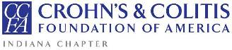 Crohn's and Colitis Foundation-Indiana Chapter Logo