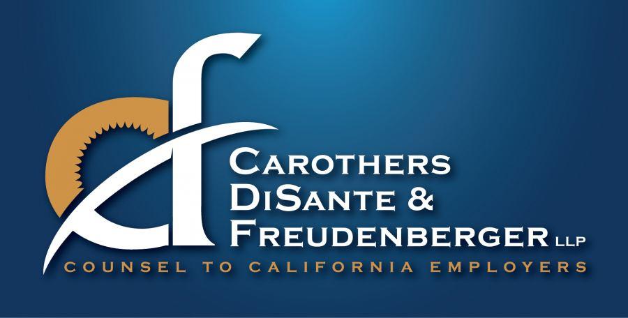 Carothers DiSante & Freudenberger LLP Logo