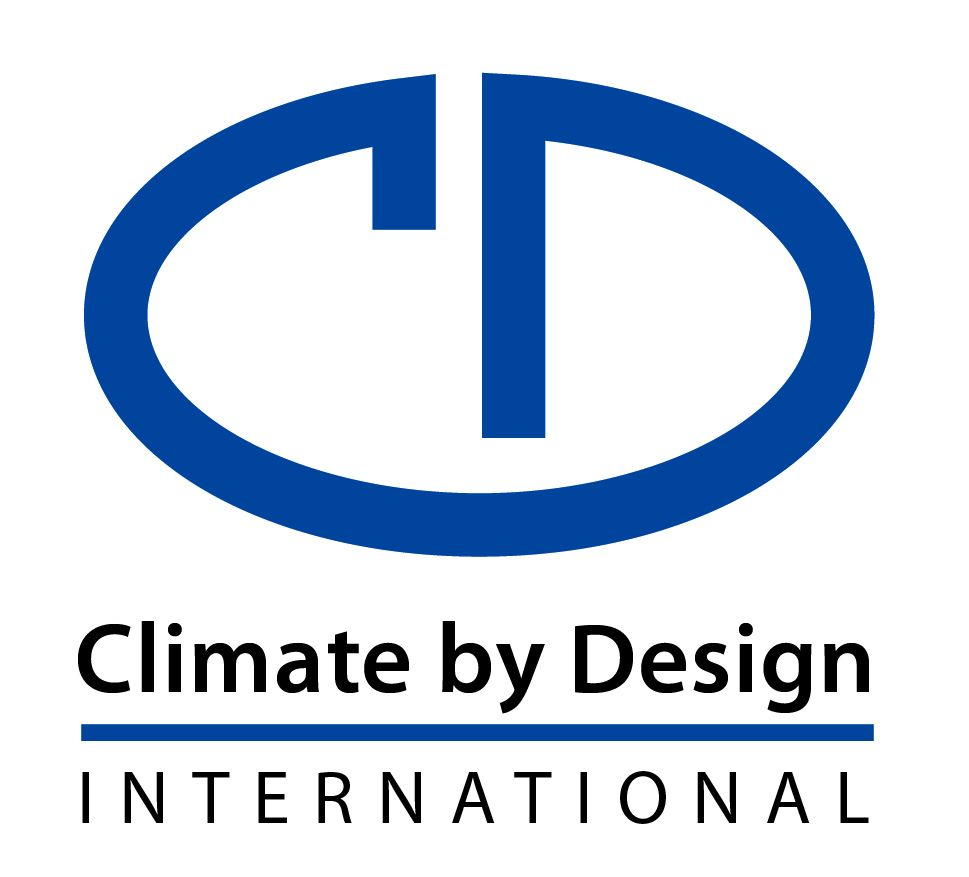 Climate by Design International Logo