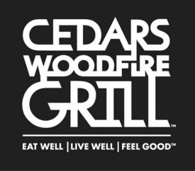 Cedars Woodfire Grill Logo
