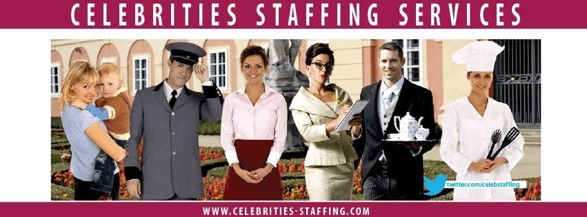 Celebrities Concierge & Staffing Services Logo