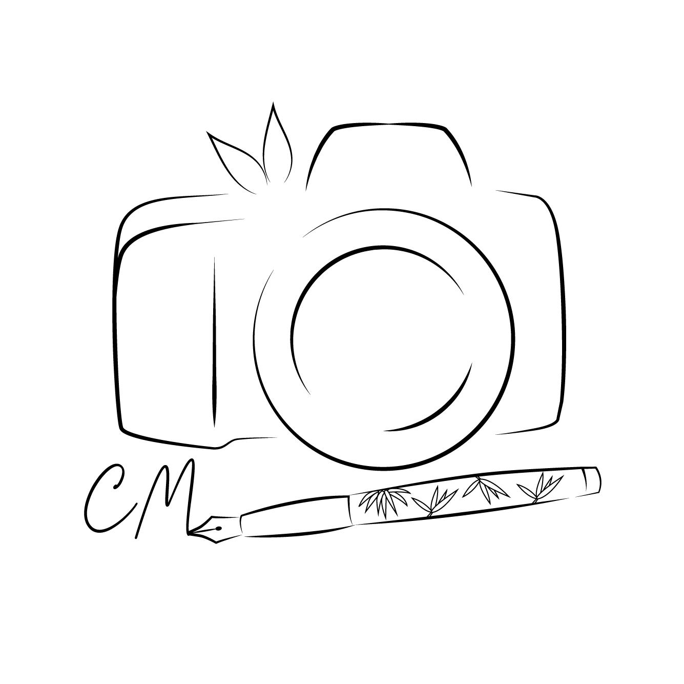 Cendrine Marrouat Logo