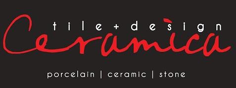 Ceramica Tile + Design Logo