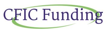 CFIC Funding Logo