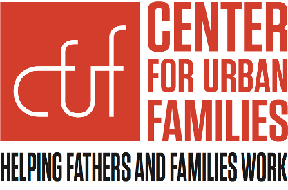 Center for Urban Families (CFUF) Logo