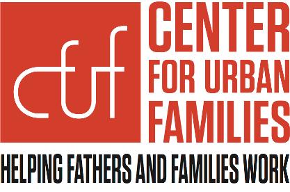 Center for Urban Families (CFUF) Logo