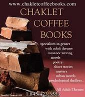 Chaklet Coffee Books Logo
